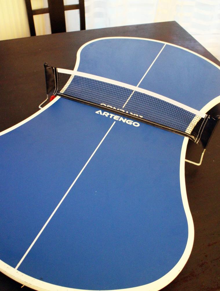 d2c19b595 Table De Tennis De Table Cornilleau Nouveau Decathlon Images Les. Mini Table  Ping Pong Pliable Artengo Luckyfind