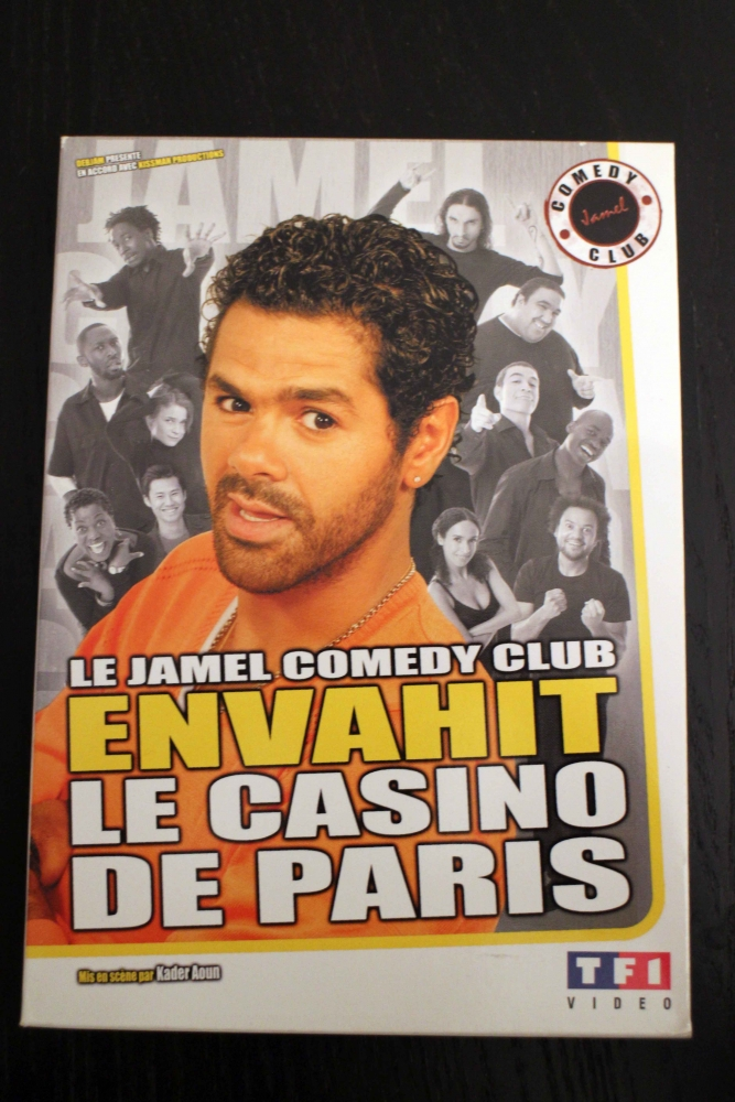 ENVAHIT PARIS COMEDY CASINO LE LE DE TÉLÉCHARGER CLUB GRATUITEMENT JAMEL GRATUITEMENT