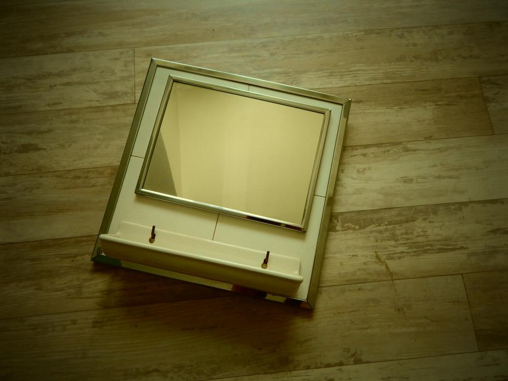Petit miroir luckyfind for Petit miroir