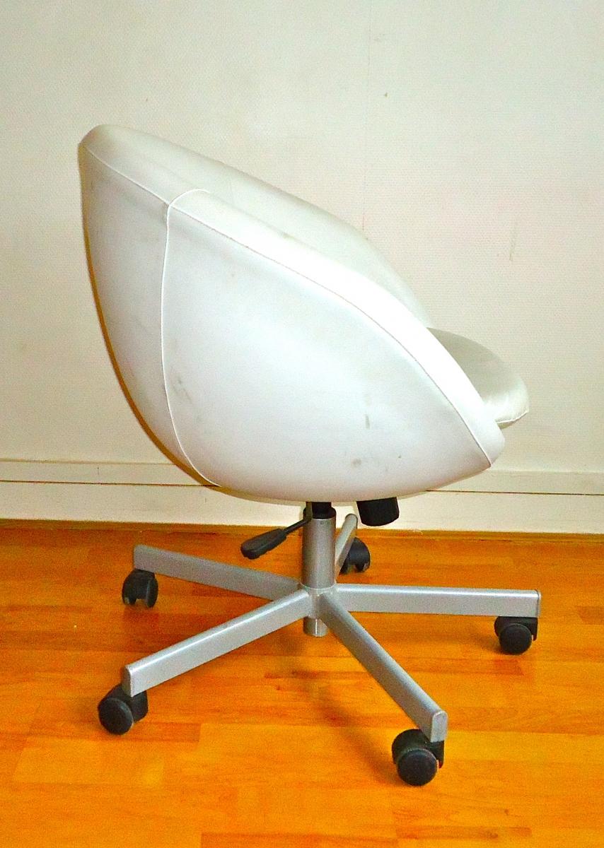 fauteuil de bureau ik a mod le skruvta luckyfind. Black Bedroom Furniture Sets. Home Design Ideas