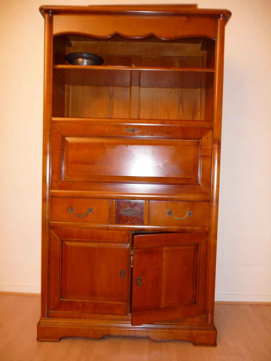 Meuble secr taire luckyfind for Meuble secretaire