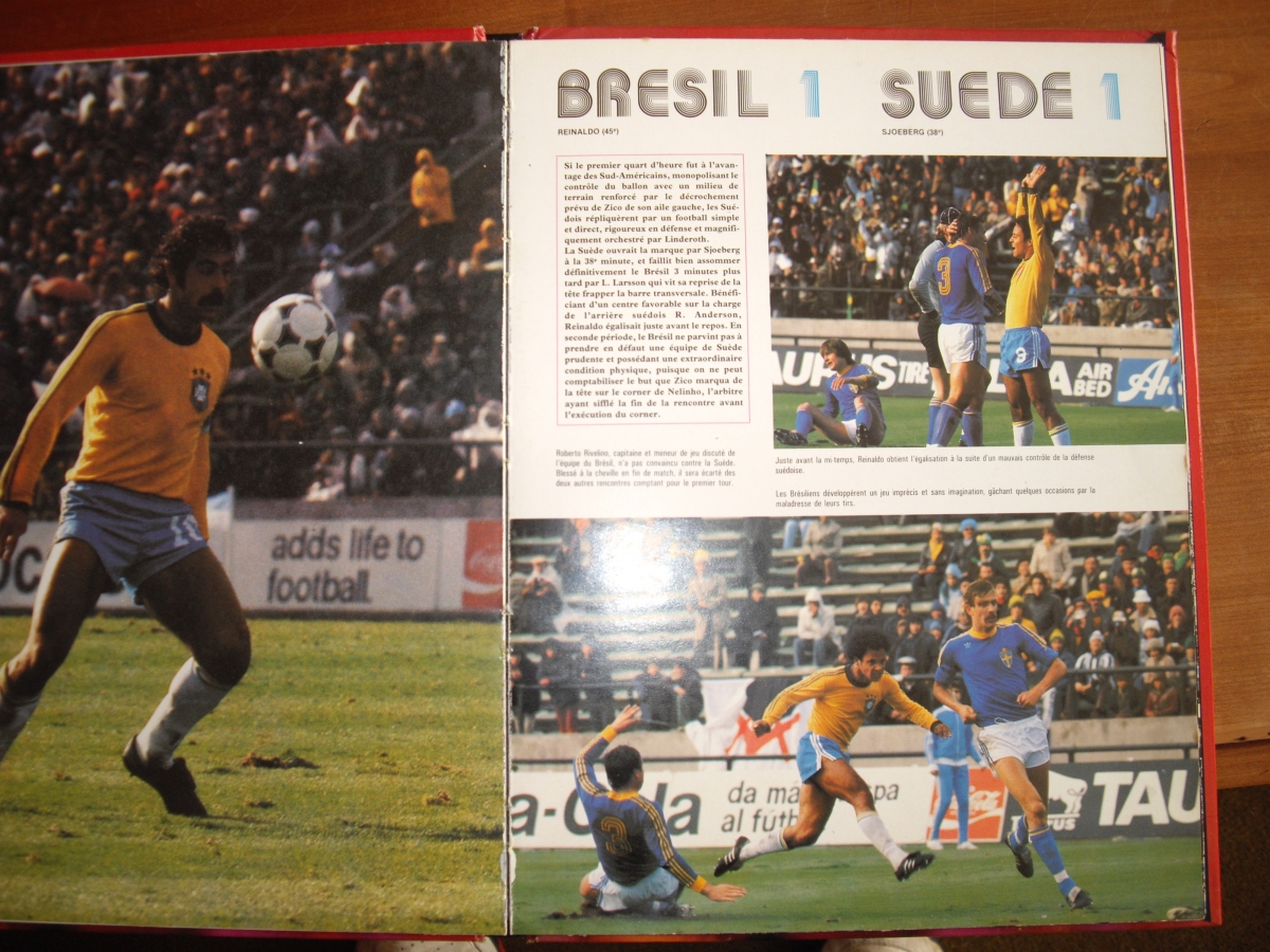 Coupe du monde football 1978 1982 1986 luckyfind - Coupe du monde mexique 1986 ...