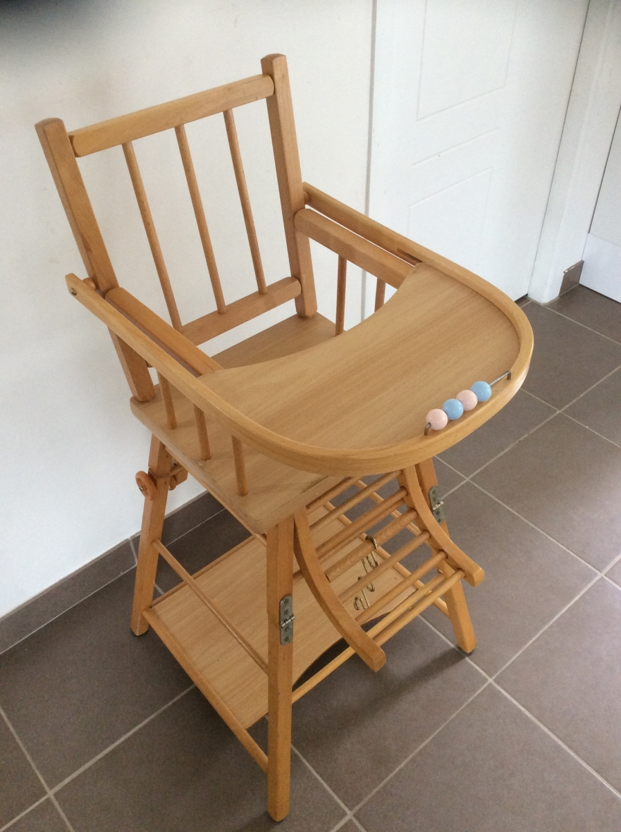 Chaise haute Combelle – Luckyfind