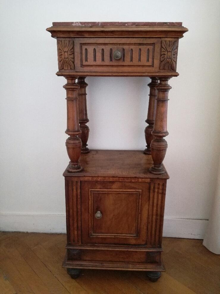 meuble style henri ii luckyfind. Black Bedroom Furniture Sets. Home Design Ideas