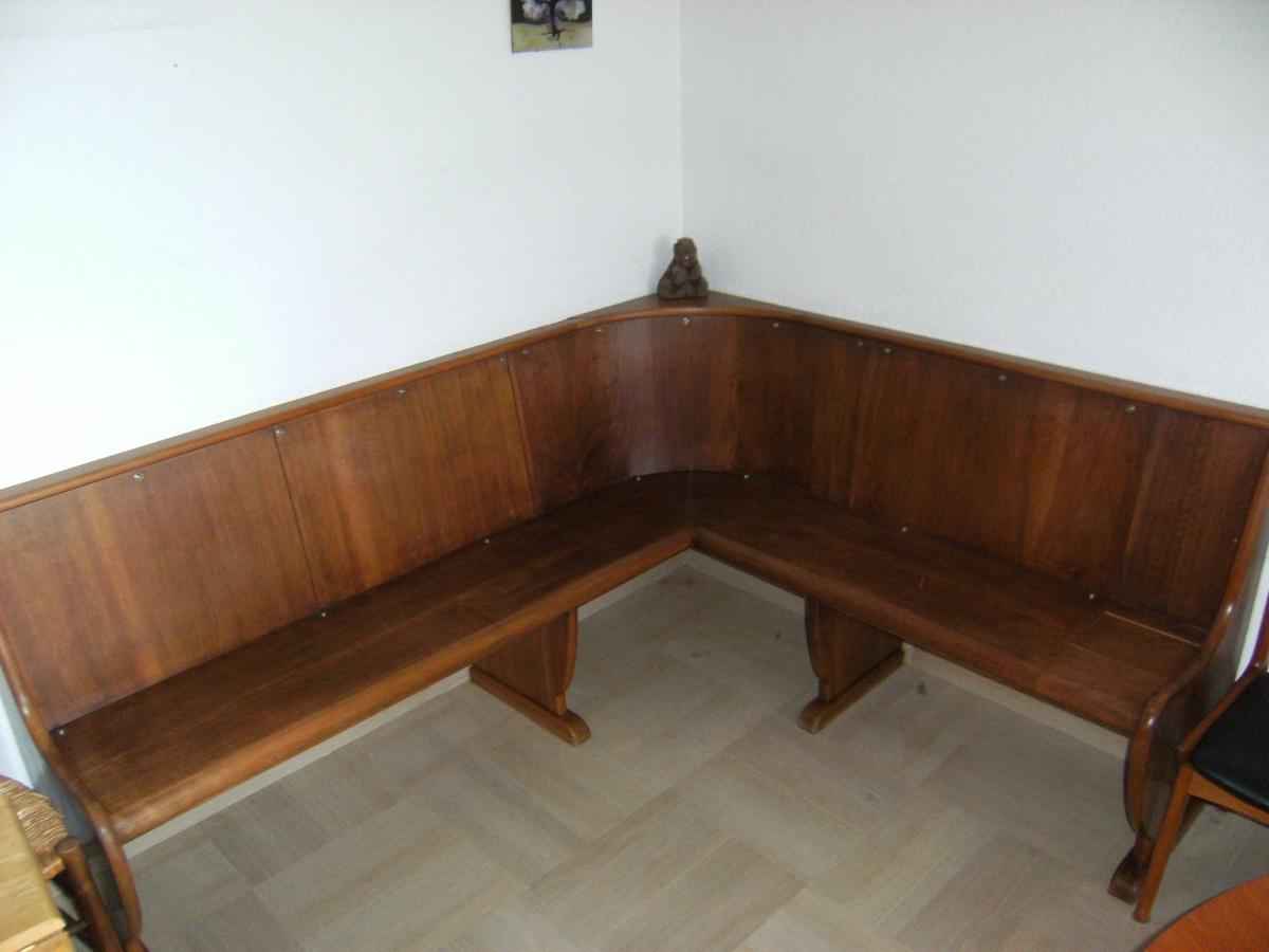 banquette d 39 angle luckyfind. Black Bedroom Furniture Sets. Home Design Ideas
