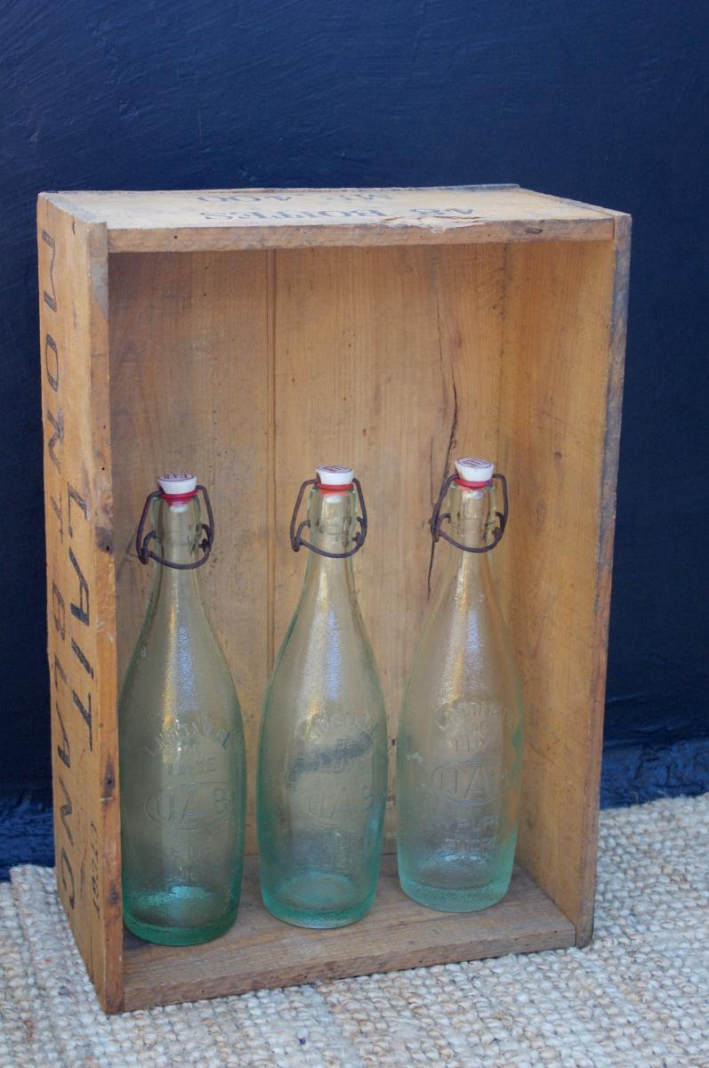 Ancienne bouteille de limonade UAB – Luckyfind