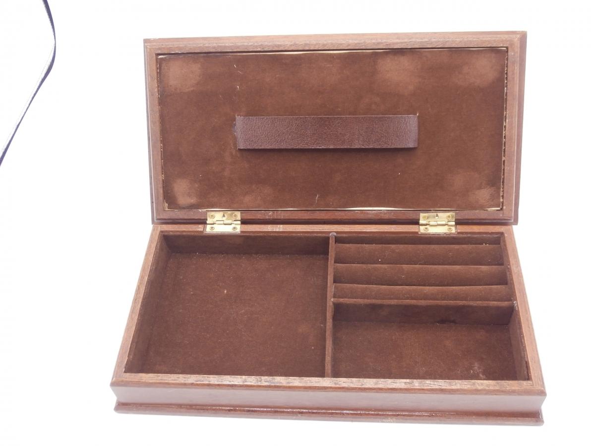 Boite Bijoux Retro : Bo?te ? bijoux vintage luckyfind