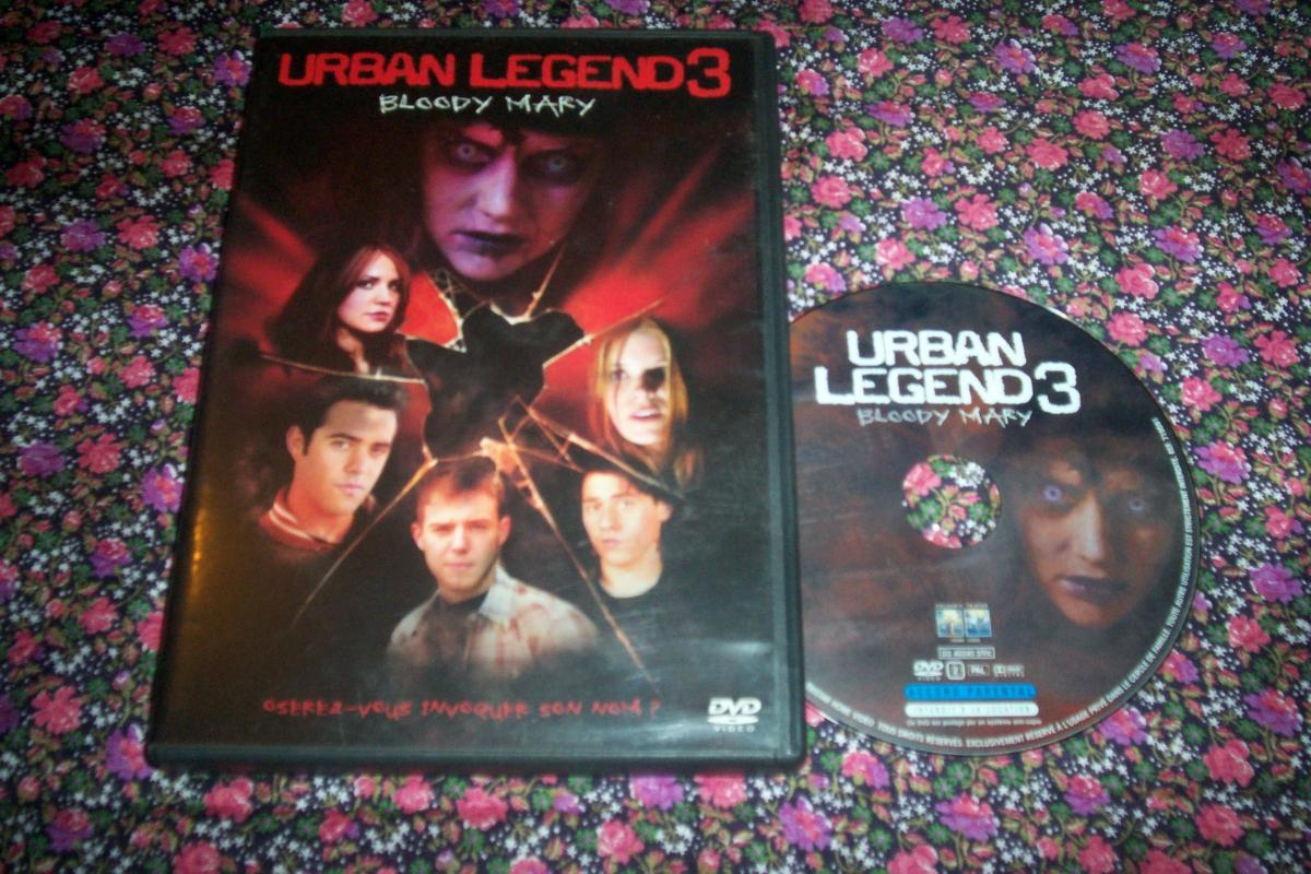Dvd urban legend 3 un film d 39 horreur luckyfind for Miroir film horreur