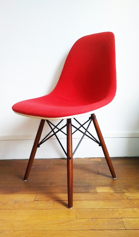 Fauteuil design eames estampill herman miller mobilier for Mobilier international eames