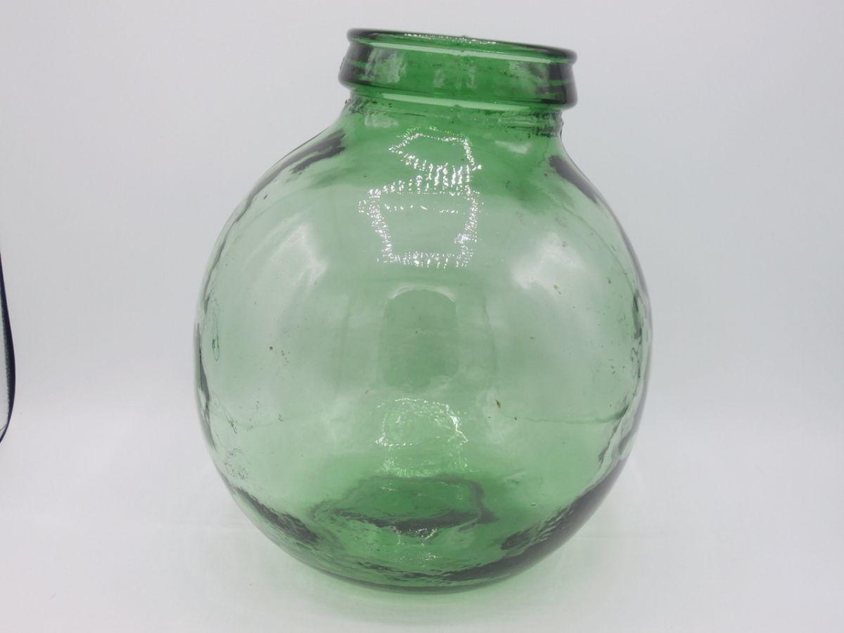 Bocal bonbonne en verre luckyfind - Bocal en verre deco ...