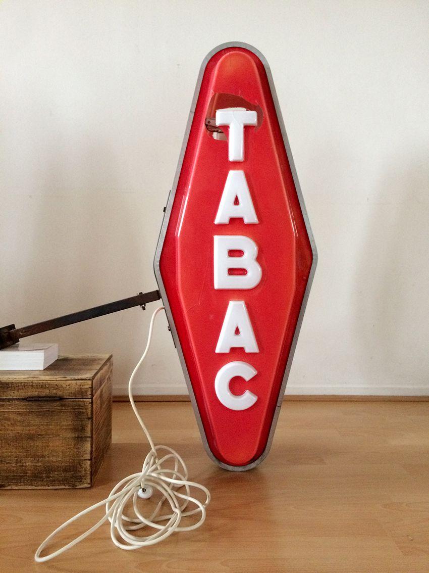 ancienne enseigne carotte tabac luckyfind. Black Bedroom Furniture Sets. Home Design Ideas
