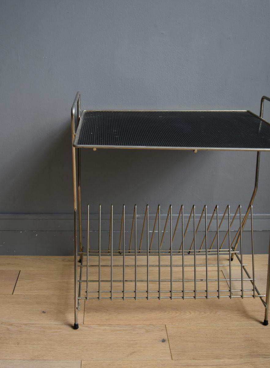 table porte vinyles mathieu mat got luckyfind. Black Bedroom Furniture Sets. Home Design Ideas