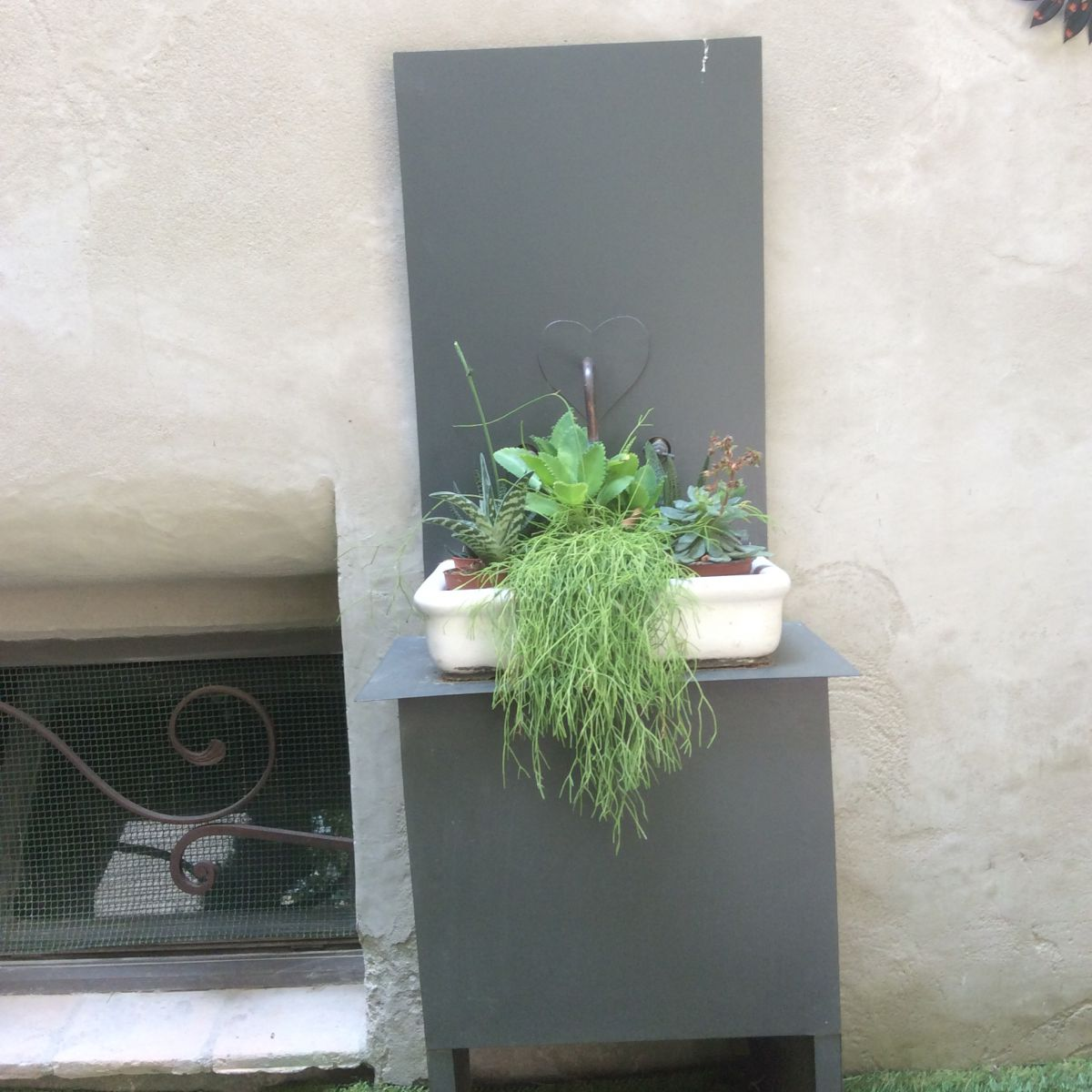 Fontaine de jardin en zinc – Luckyfind
