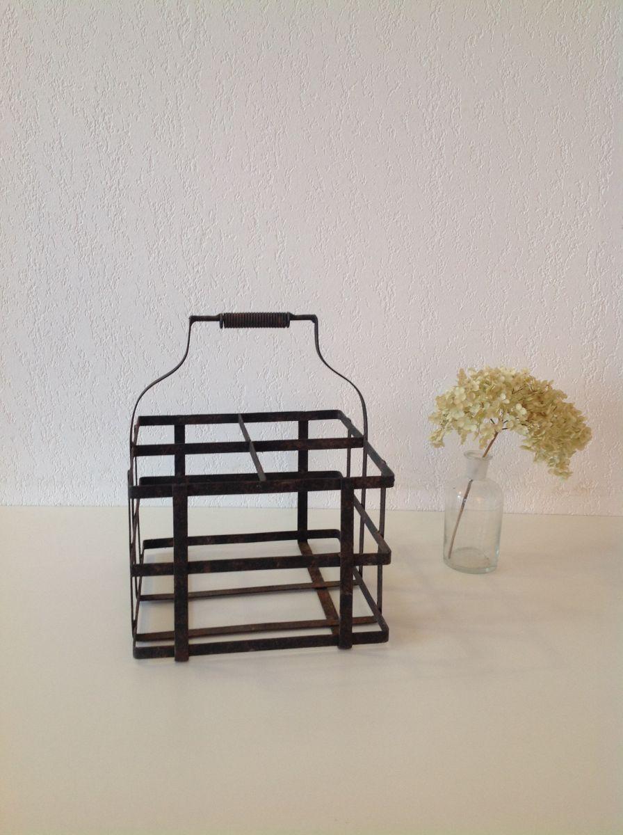 panier porte bouteille luckyfind. Black Bedroom Furniture Sets. Home Design Ideas