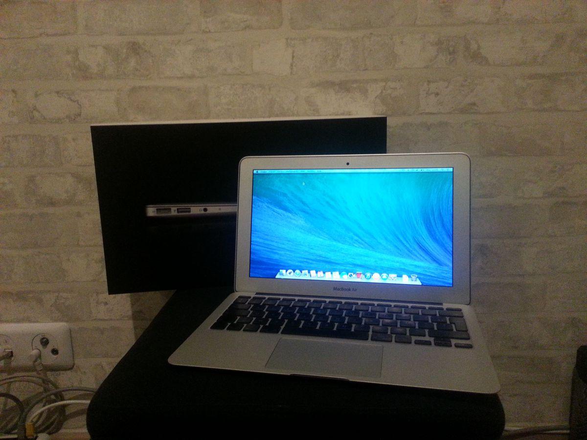 macbook air 11 pouces excellent tat luckyfind. Black Bedroom Furniture Sets. Home Design Ideas