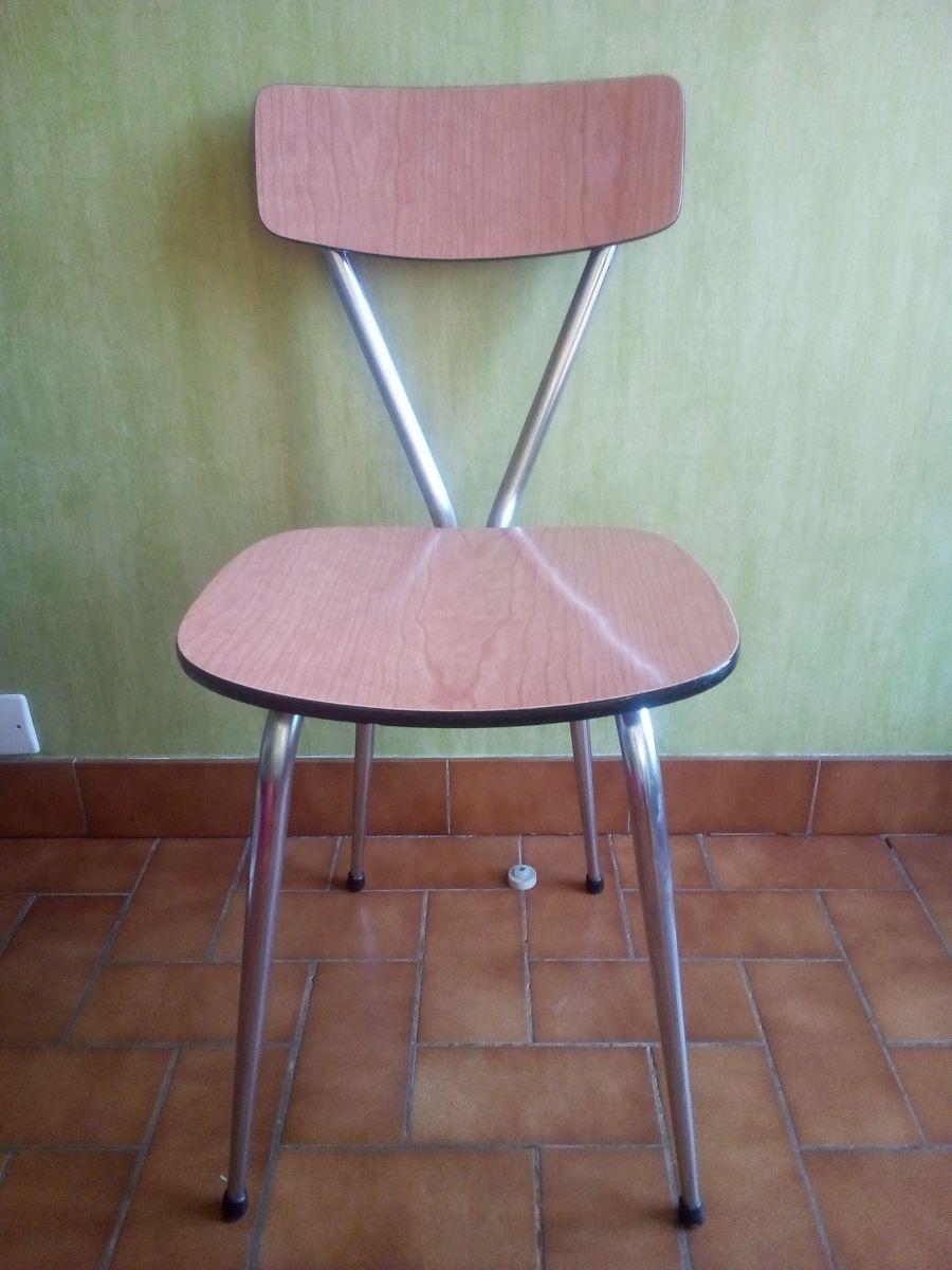 chaise en formica luckyfind. Black Bedroom Furniture Sets. Home Design Ideas