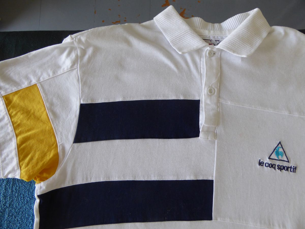 polo coq sportif vintage