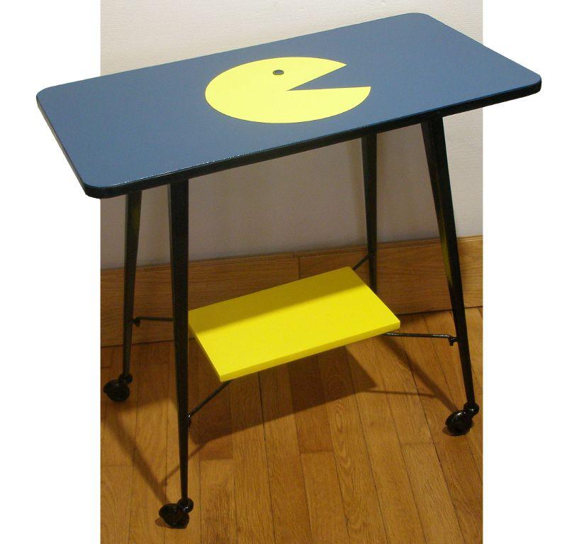 table t l roulette ann es 70 packy luckyfind. Black Bedroom Furniture Sets. Home Design Ideas