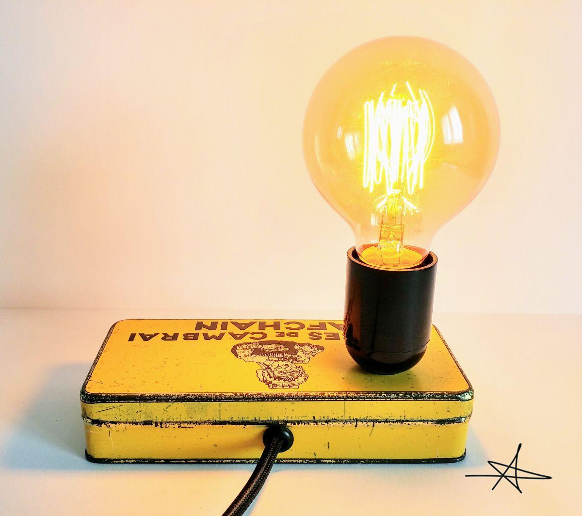 lampe vintage lampe d 39 ambiance lampe de chevet les. Black Bedroom Furniture Sets. Home Design Ideas