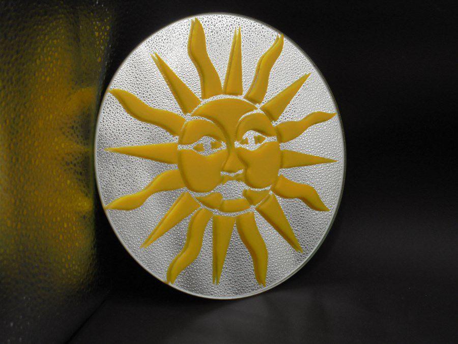 Miroir soleil luckyfind for Petit miroir soleil