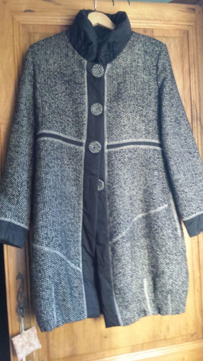 manteau femme de la marque la f e marabout e luckyfind. Black Bedroom Furniture Sets. Home Design Ideas
