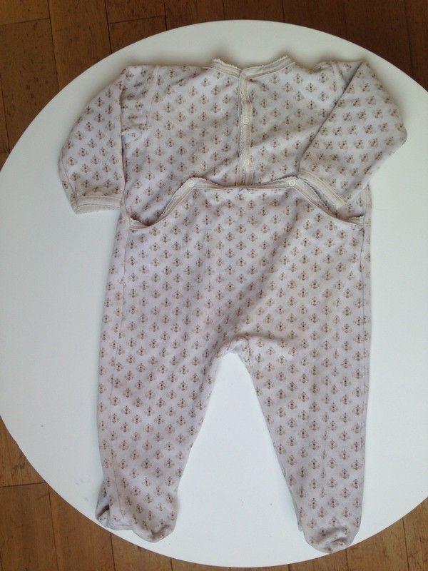 pyjama petit bateau 18 mois fille luckyfind. Black Bedroom Furniture Sets. Home Design Ideas