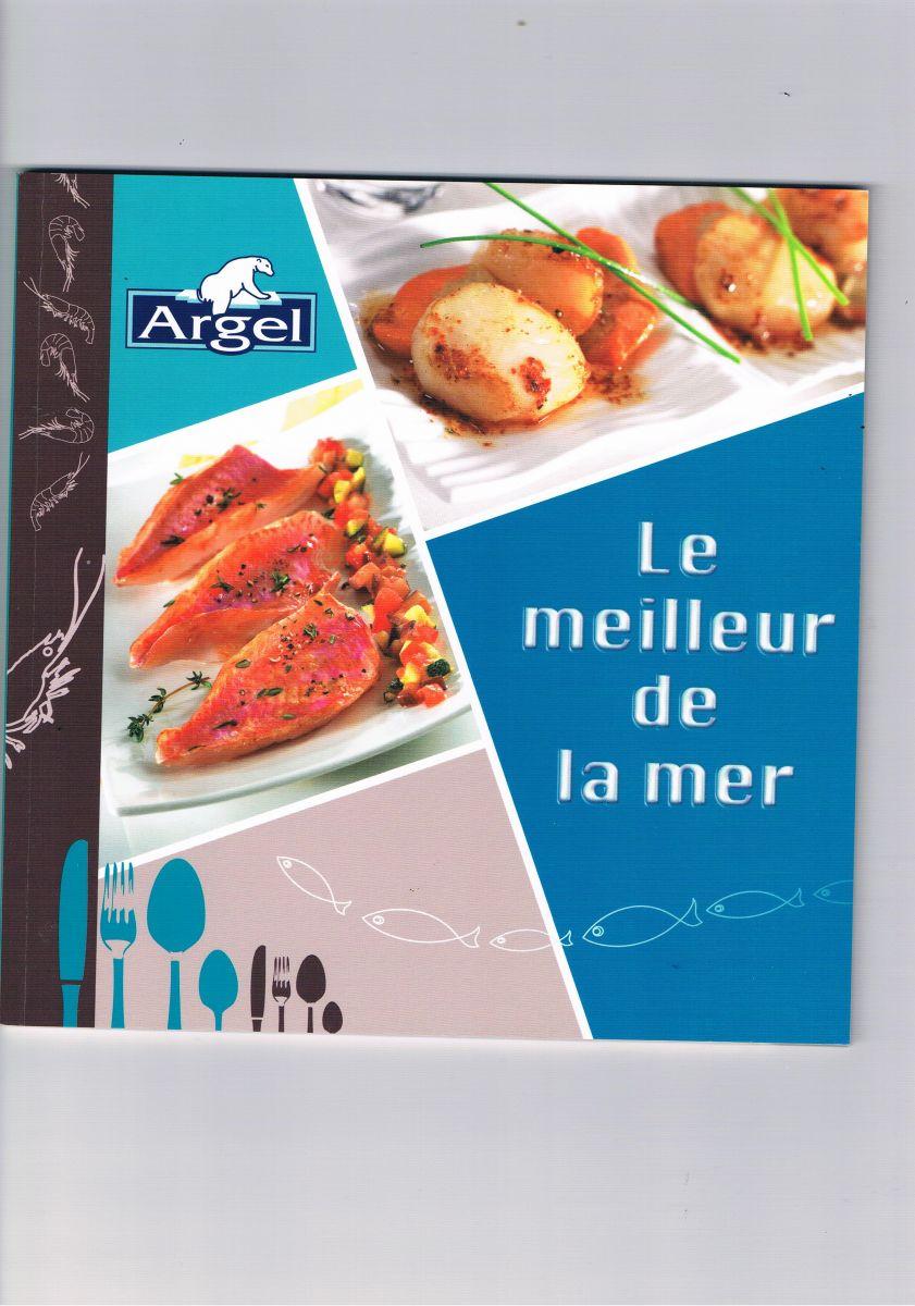 Livre le meilleur de la mer luckyfind - Meilleur livre cuisine ...