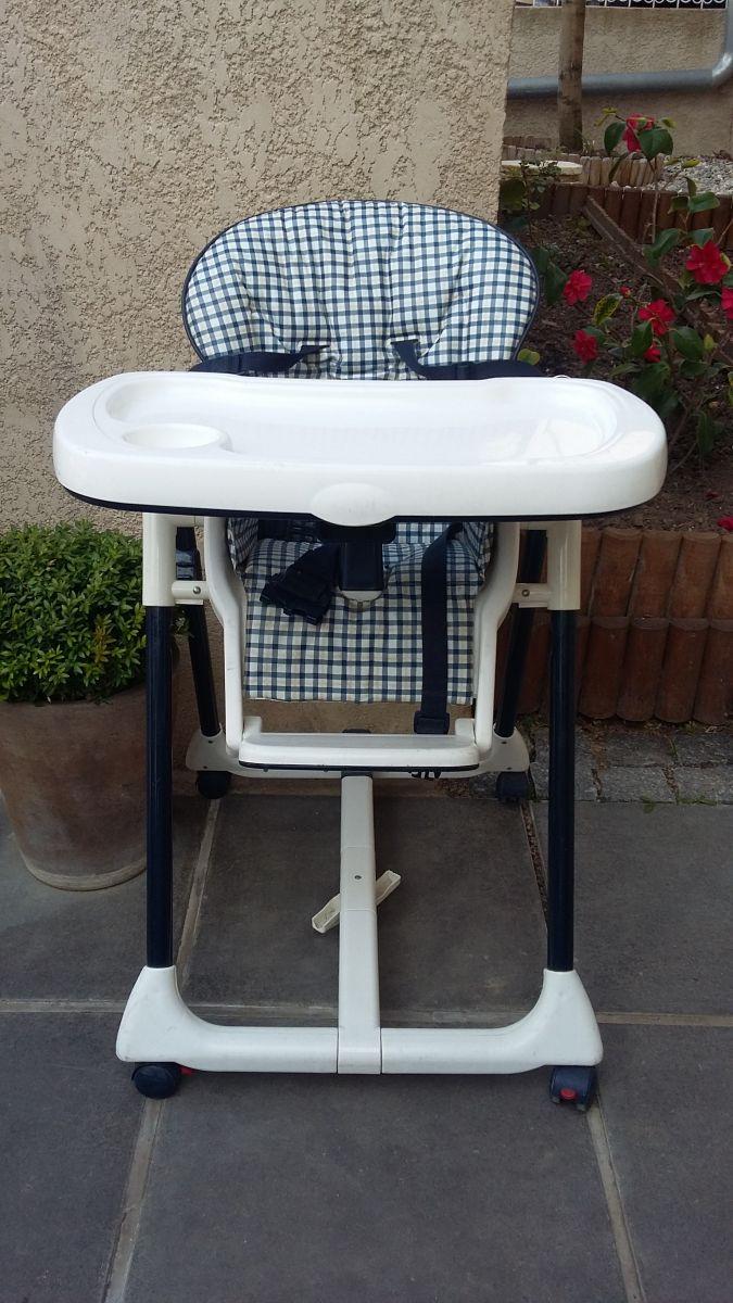chaise haute b b luckyfind. Black Bedroom Furniture Sets. Home Design Ideas