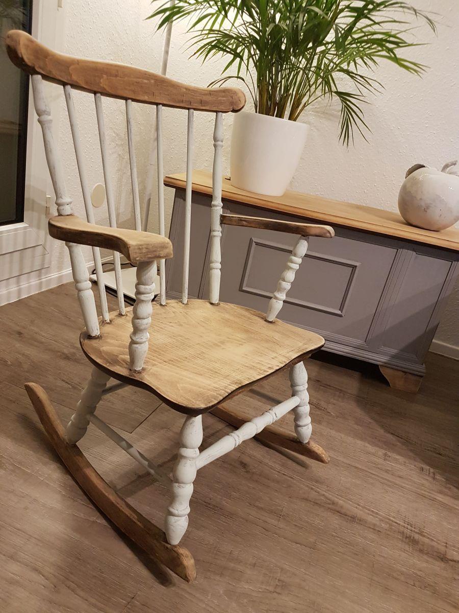 rocking chair enfant luckyfind. Black Bedroom Furniture Sets. Home Design Ideas