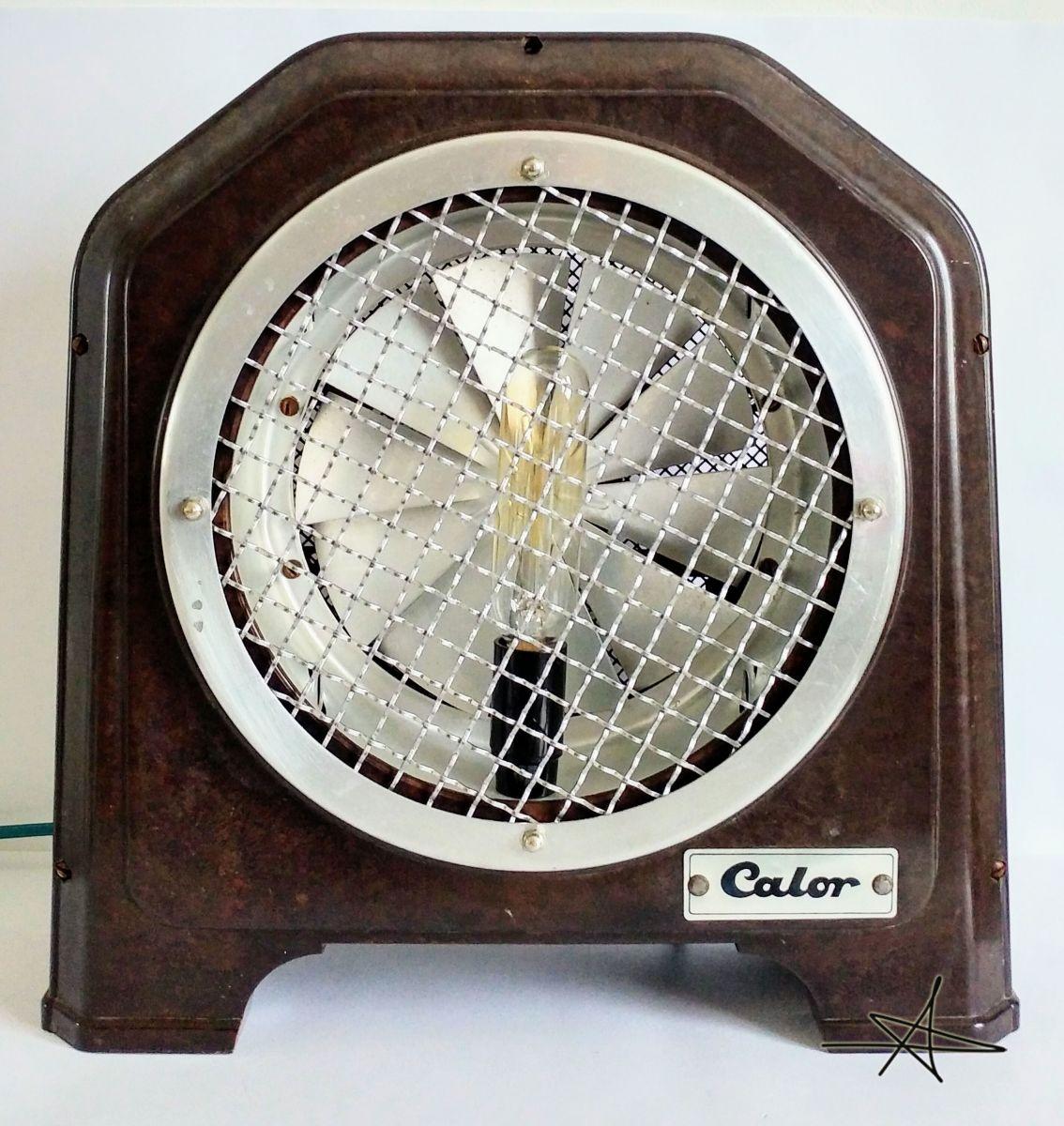 lampe vintage lampe industrielle que calor luckyfind. Black Bedroom Furniture Sets. Home Design Ideas