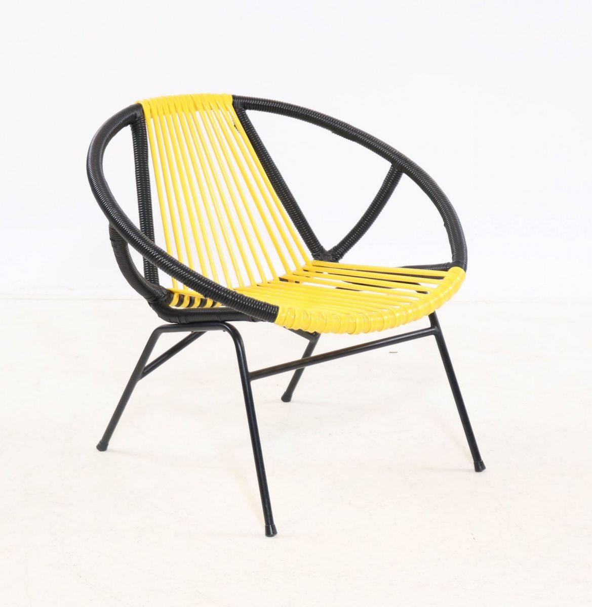 Chaise Design Jaune Luckyfind