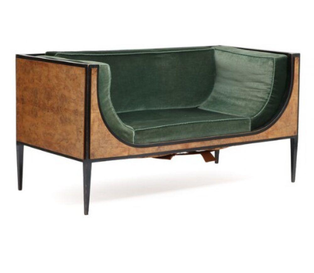 canap art d co luckyfind. Black Bedroom Furniture Sets. Home Design Ideas