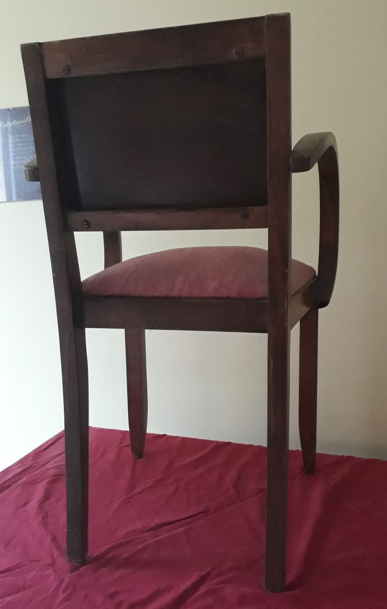fauteuil bridge r nover luckyfind. Black Bedroom Furniture Sets. Home Design Ideas