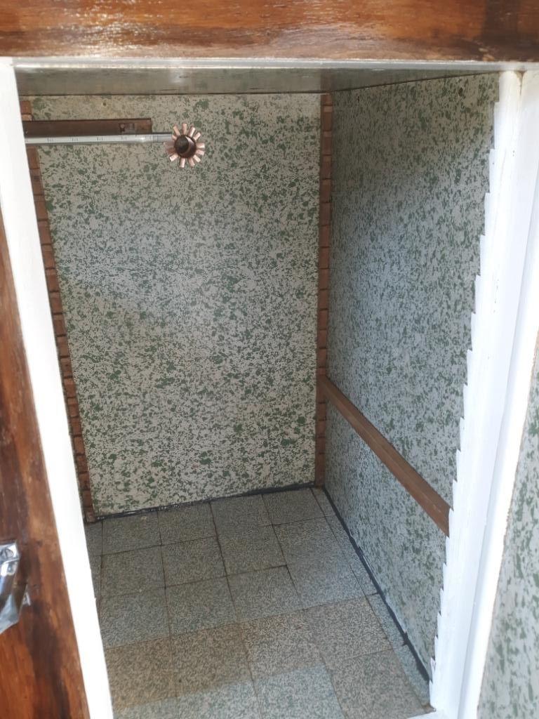 Ancien frigo bois 1930 luckyfind - Meuble frigo ancien bois ...