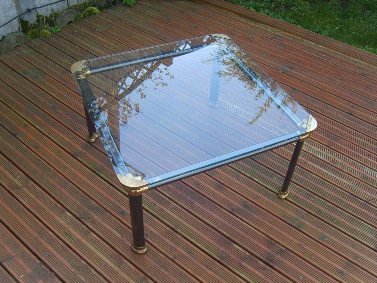 table basse ann es 70 luckyfind. Black Bedroom Furniture Sets. Home Design Ideas