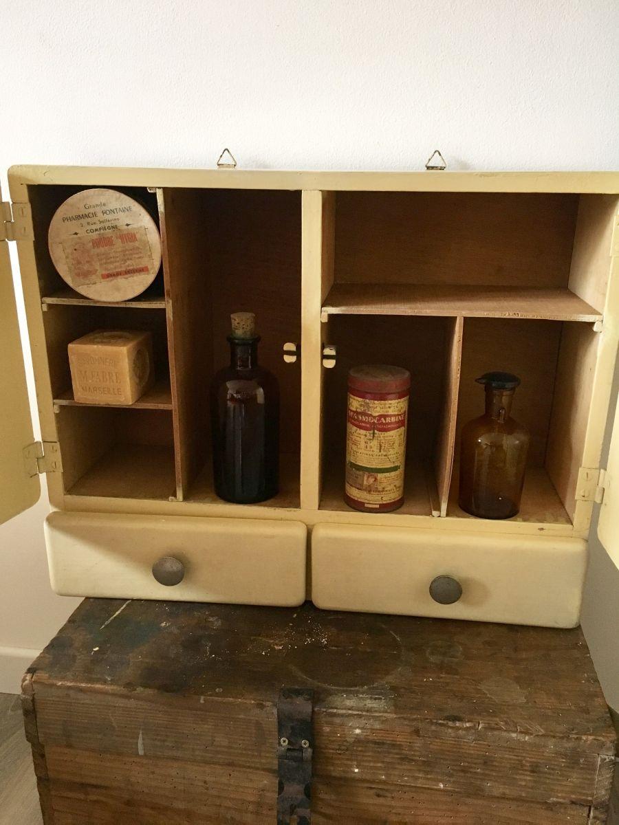 Armoire De Toilette Vintage Luckyfind