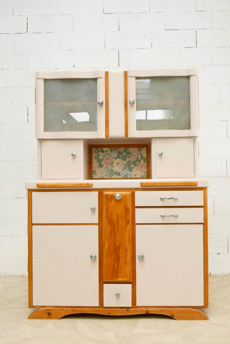 buffet mado vintage luckyfind. Black Bedroom Furniture Sets. Home Design Ideas