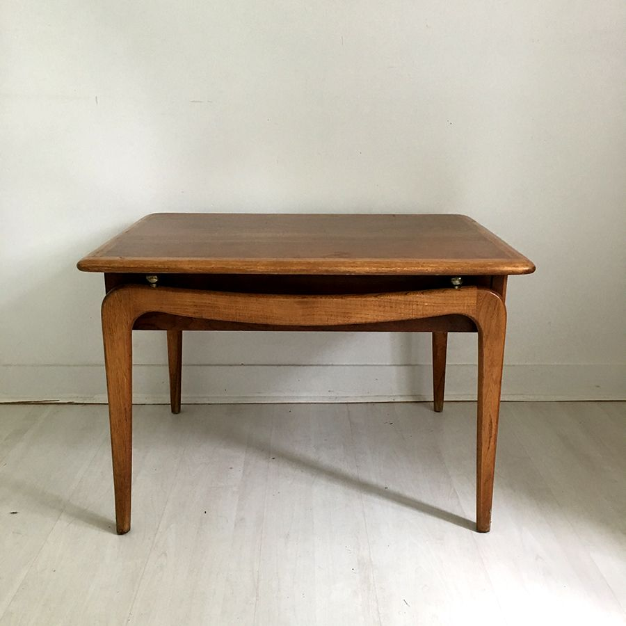 table basse vintage 60 39 s us luckyfind. Black Bedroom Furniture Sets. Home Design Ideas