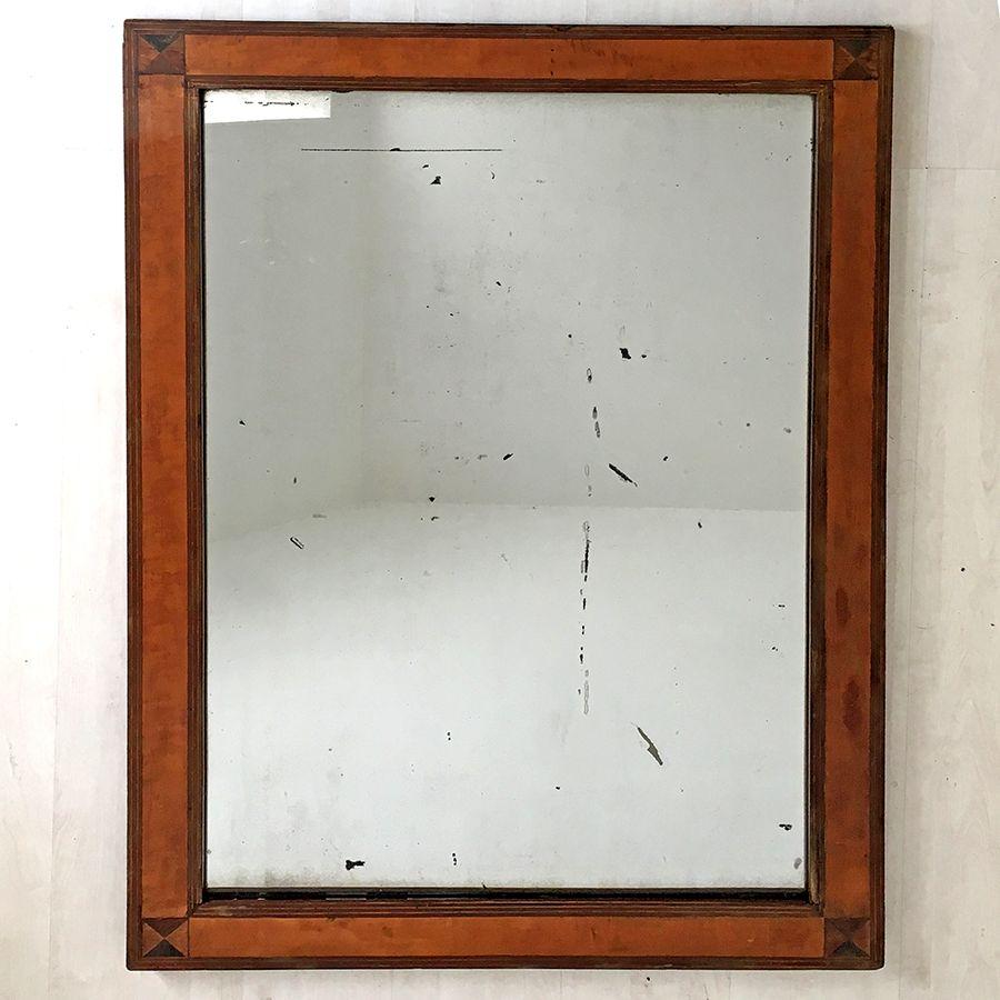grand miroir art d co luckyfind. Black Bedroom Furniture Sets. Home Design Ideas