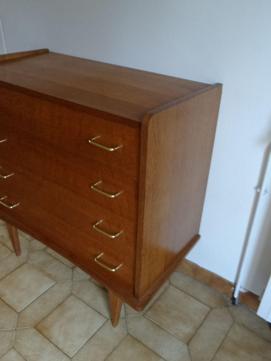 commode ann es 50 vintage luckyfind. Black Bedroom Furniture Sets. Home Design Ideas