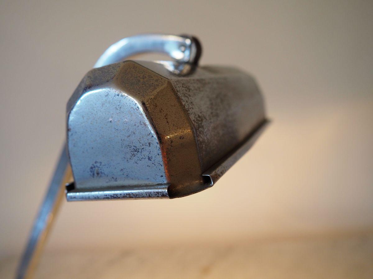 Bureau Metallique Industriel Vintage lampe de bureau vintage en métal, style atelier / industriel