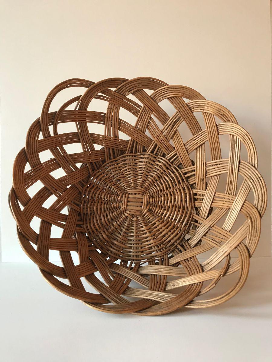 grand pani re de rangement ou d corative ancienne luckyfind. Black Bedroom Furniture Sets. Home Design Ideas