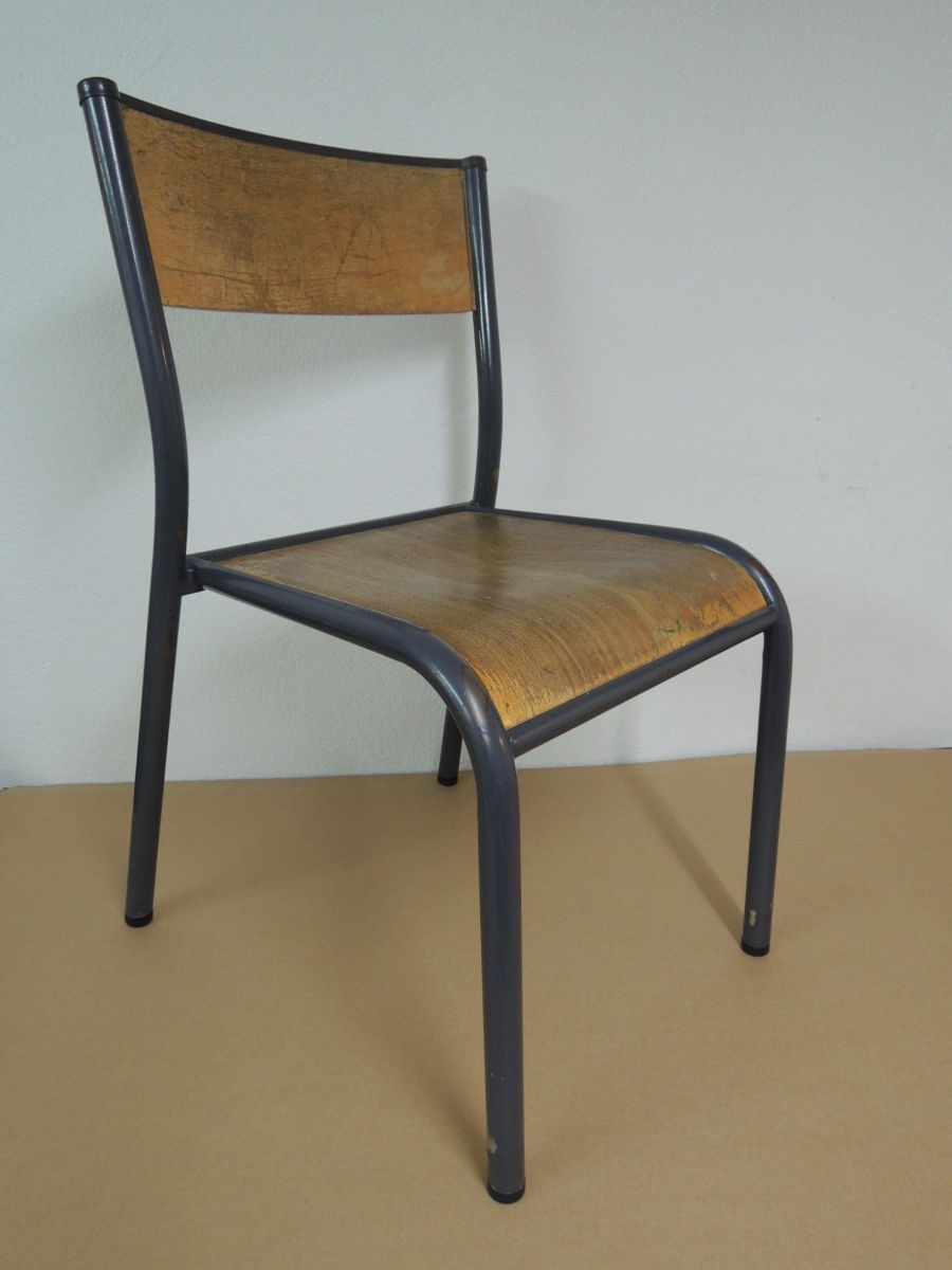 Chaise D École Mullca chaise d'école primaire mullca 510 – luckyfind