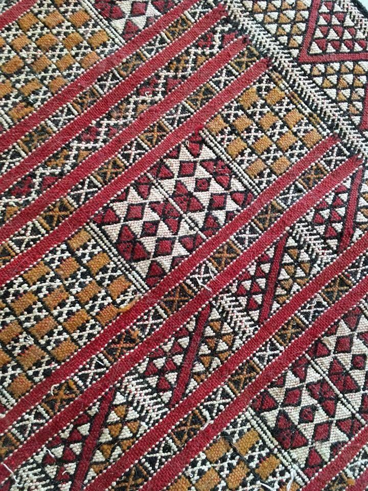 Tapis Kilim Marocain Luckyfind