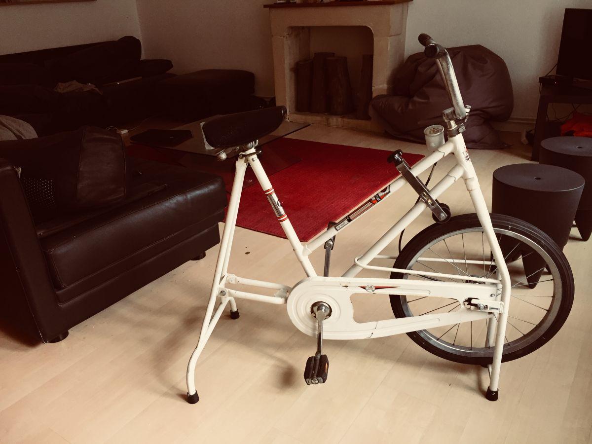 Velo Appartement Pour Enfant vélo d'appartement vintage, – luckyfind