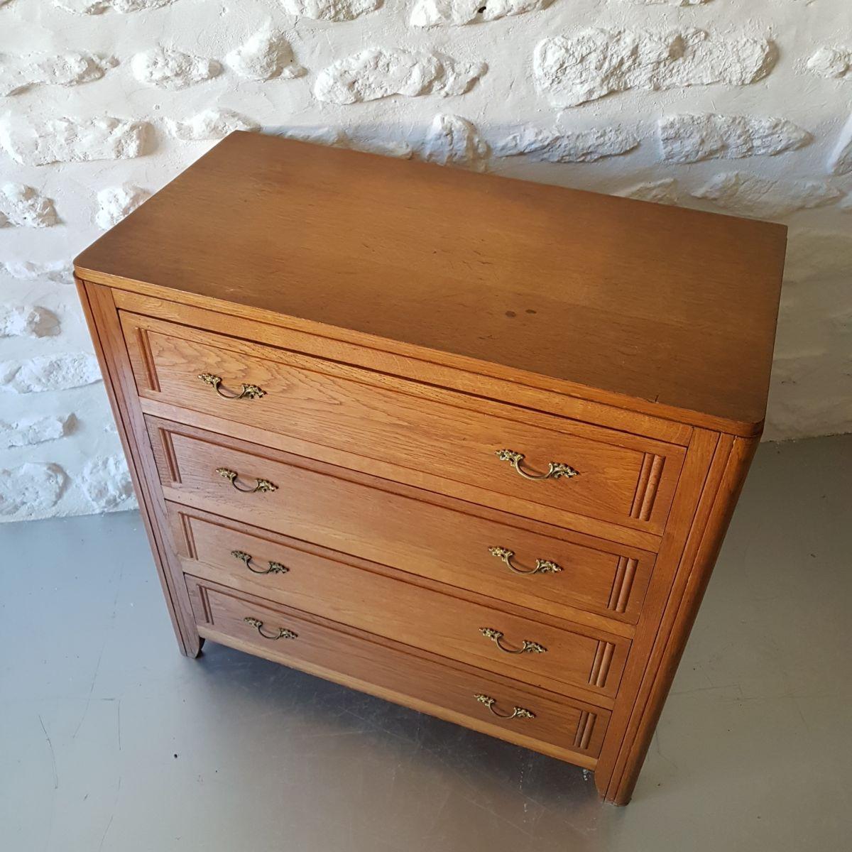 commode originale interesting commode vintage en bois. Black Bedroom Furniture Sets. Home Design Ideas