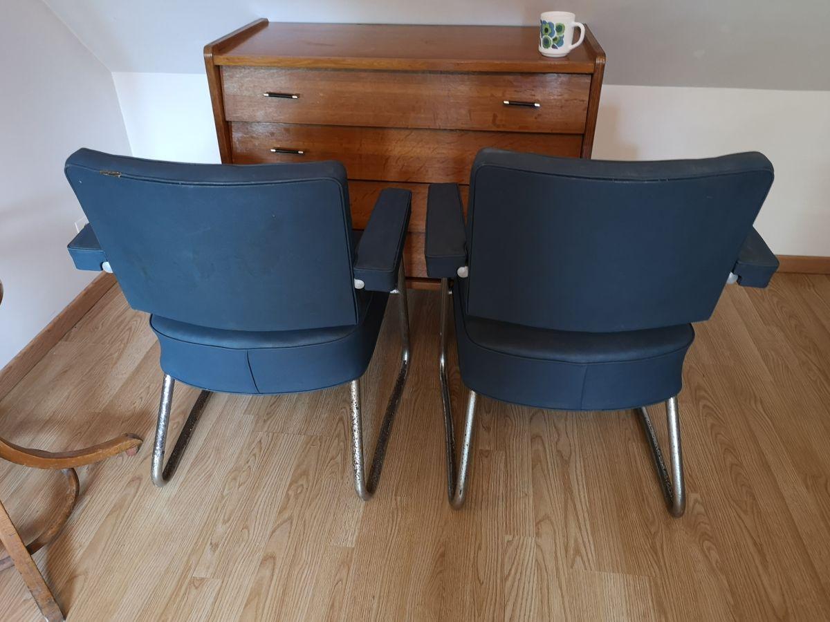 acheter populaire a8d0c d4977 Paire de fauteuils Pullman