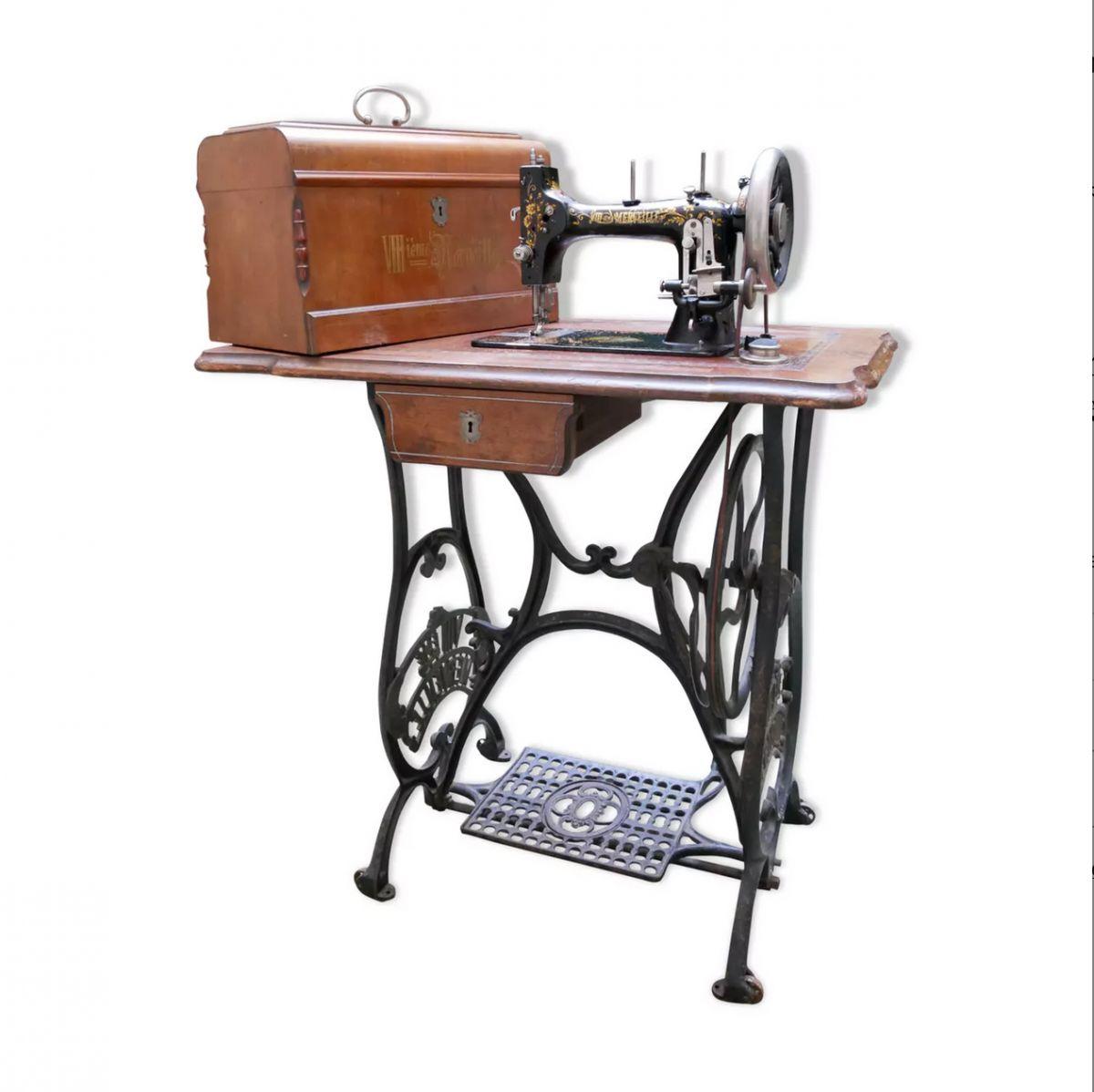Machine A Coudre Ancienne machine à coudre ancienne huitième merveille