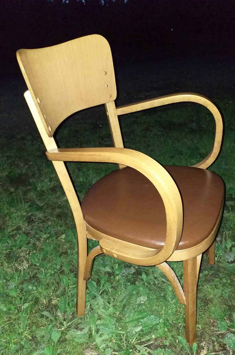 Ancienne chaises style thonet luckyfind - Style chaises anciennes ...