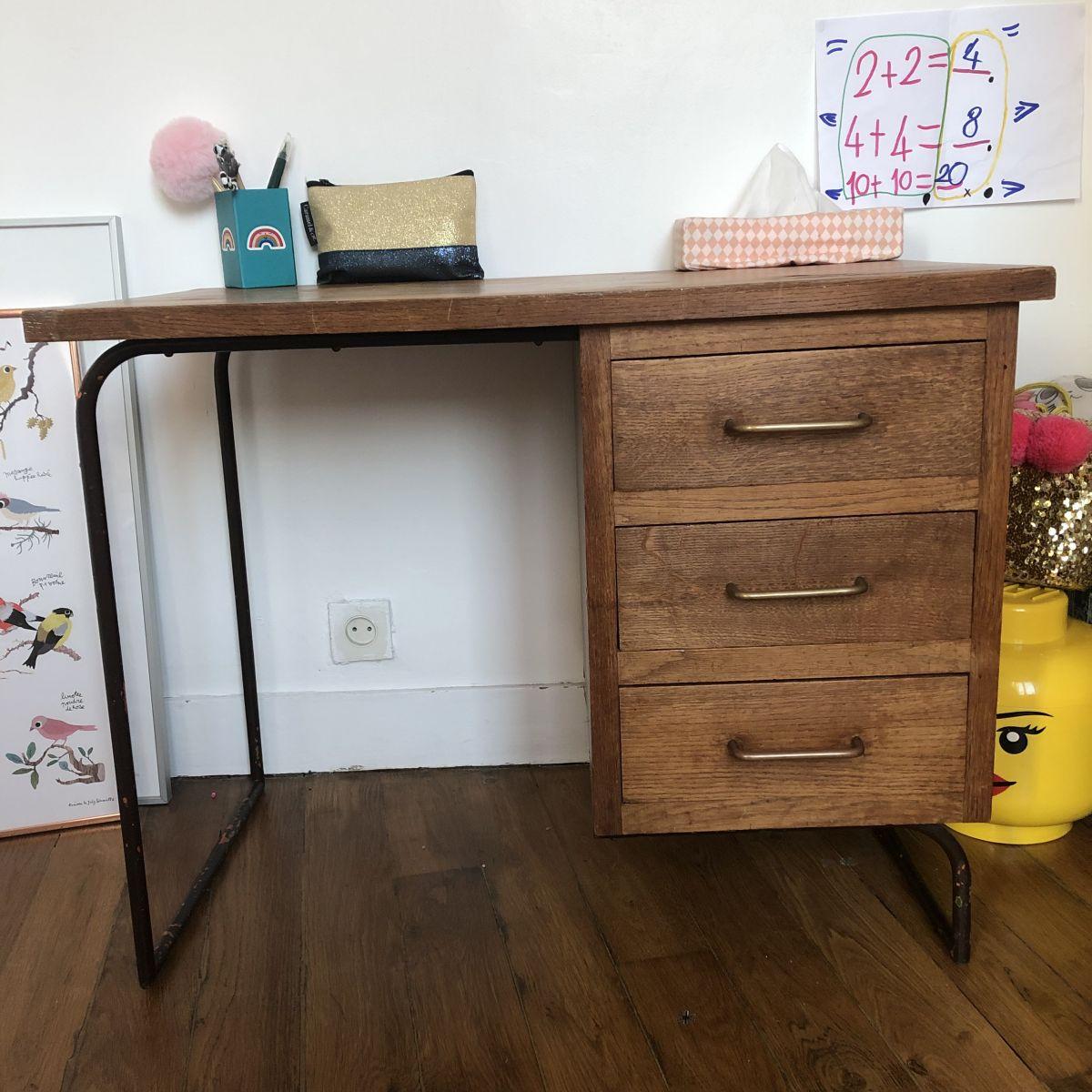 Bureau Enfant 2 Ans petit bureau enfant vintage